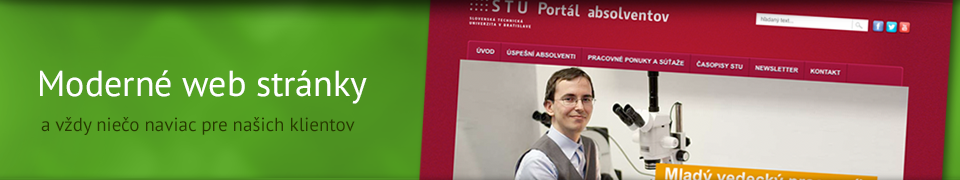 Portál absolventov STU