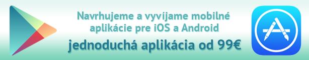 Vývoj iOS a Android aplikácií