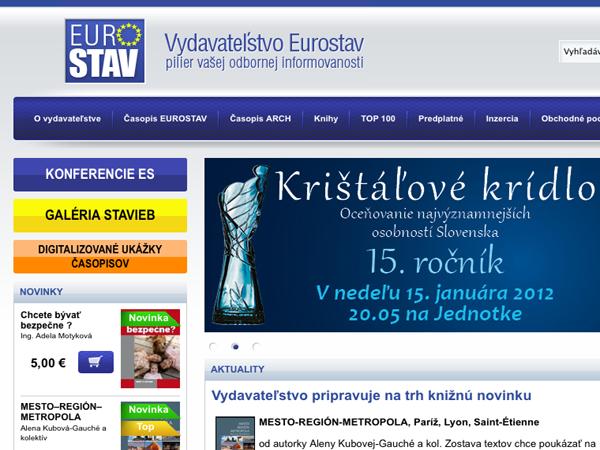 Internetový obchod Eurostav v.2
