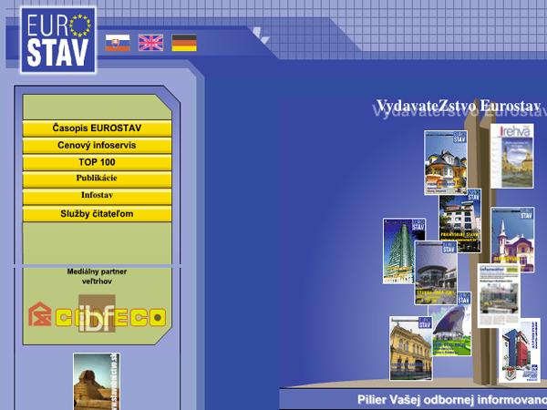 Internetový obchod Eurostav