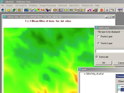 Optimalizácia umiestnenia poldra v povodí pomocou nástrojov GIS